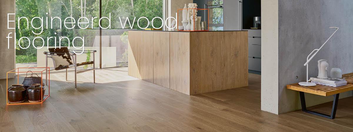 Parador engineered wood flooring